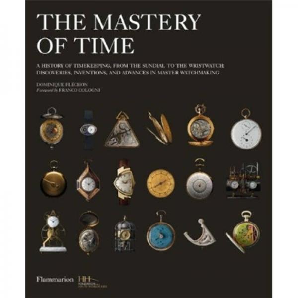 The Mastery of Time[时间的掌握]