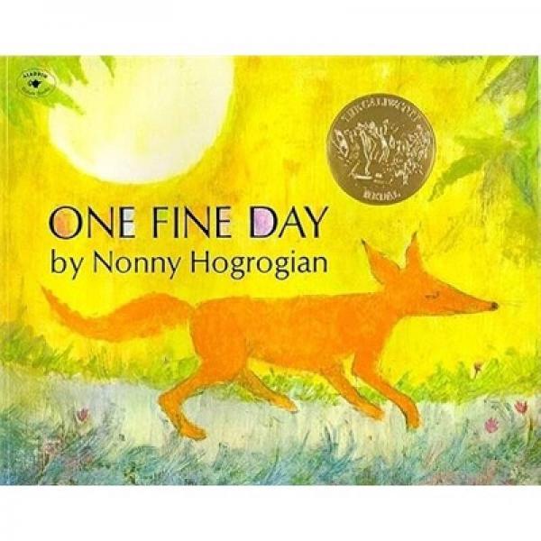 One Fine Day  在一个晴朗的日子里