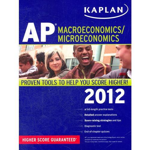 KAPLAN AP MACROECONOMICS/MICROECONOMICS 2012