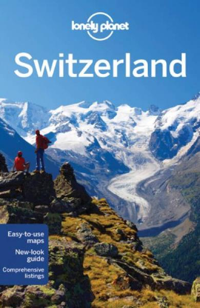 Lonely Planet: Switzerland (Country Guides)孤独星球:瑞士 英文原版