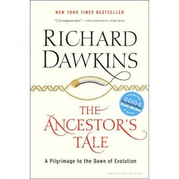 The Ancestors Tale: A Pilgrimage to the Dawn of Evolution