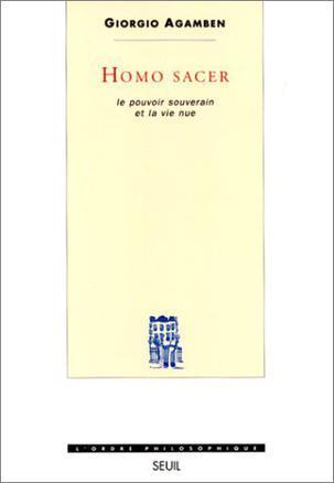 Homo sacer t.1
