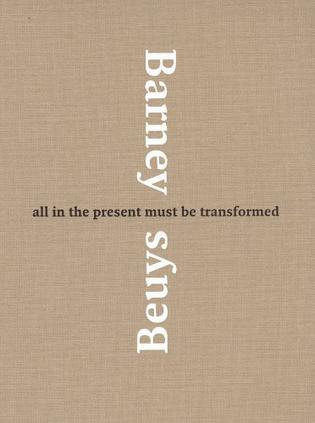 Matthew Barney & Joseph Beuys
