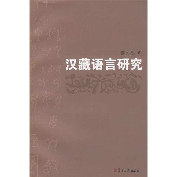 汉藏语言研究