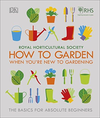 RHS How To Garden When Youre New To Gardening: The Basics For Absolute Beginners