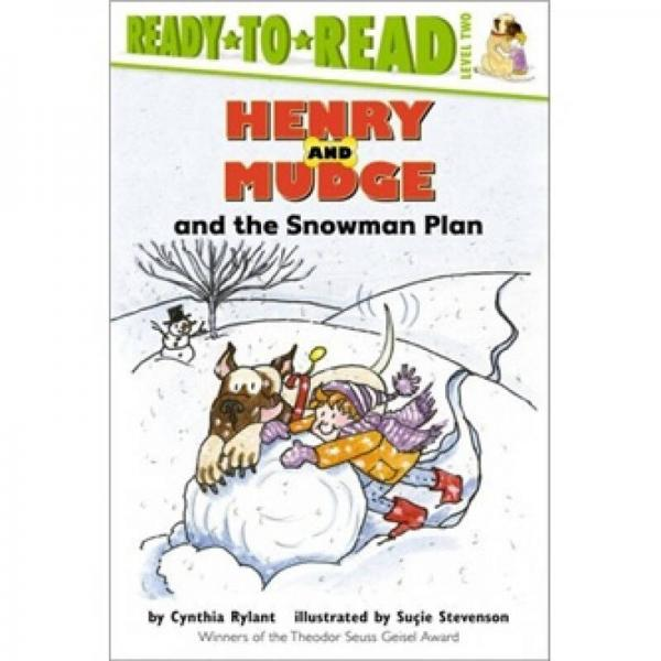 Henry and Mudge and the Snowman Plan  堆雪人