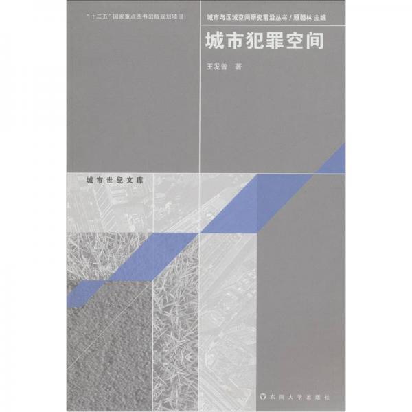 城市与区域空间研究前沿丛书·城市世纪文库:城市犯罪空间