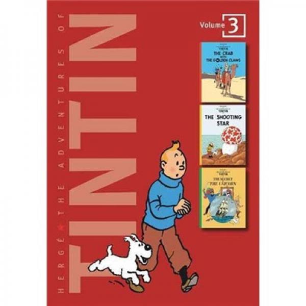 THE ADVENTURES OF TINTIN VOLUME 3