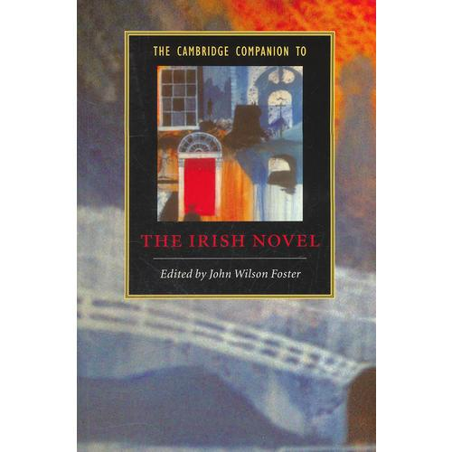 The Cambridge Companion to the Irish Novel