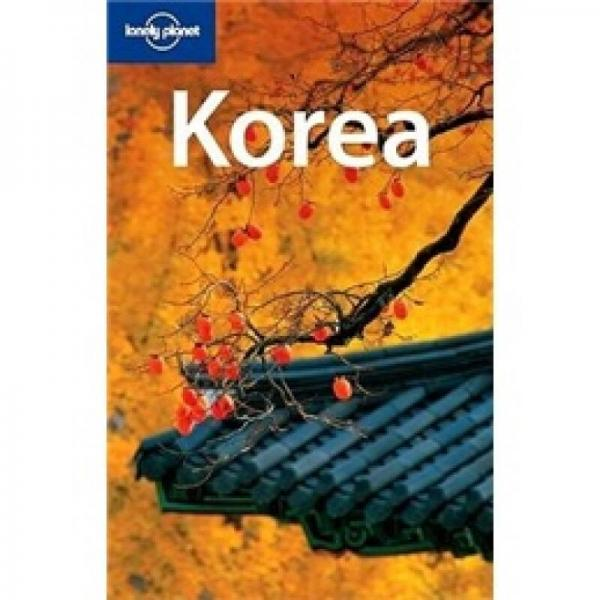 Lonely Planet: Korea瀛ょ��������琛�����锛��╁��