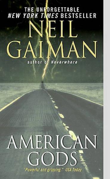 American Gods美国众神 英文原版