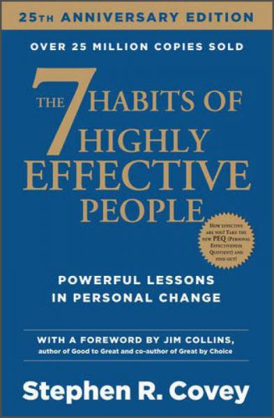 The 7 Habits of Highly Effective People楂����戒汉澹���涓�涓�涔��� �辨������