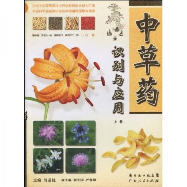 中草药识别与应用(上册)