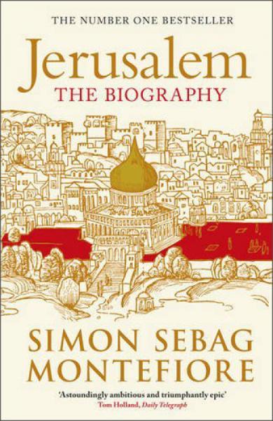 Jerusalem. Simon Sebag Montefiore 英文原版