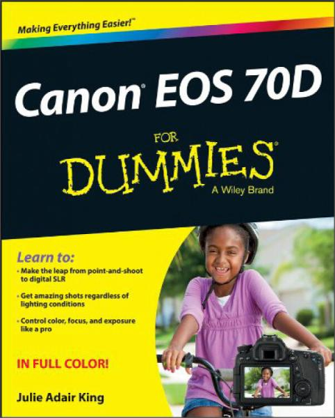 CanonEOS70DForDummies(Computer/Tech)