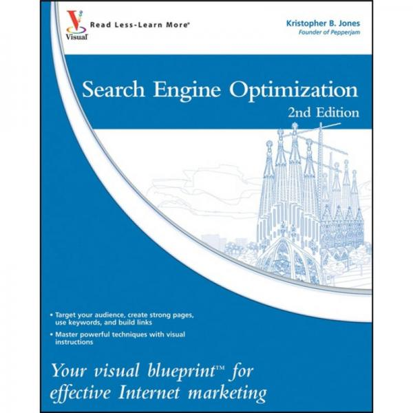Search Engine Optimization: Your Visual Blueprint for Effective Internet Marketing  搜索引擎优化