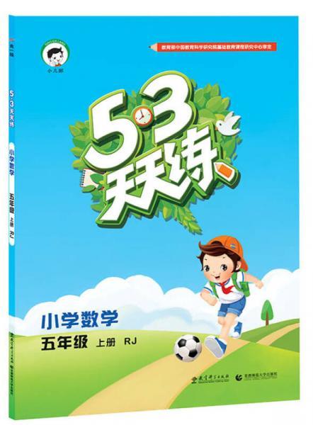 53 Days of Practice Primary School Mathematics Fifth Grade Book RJ Human Education Edition 2016 Edition