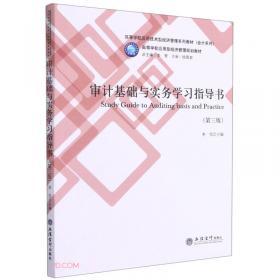 审计学:一种整合方法