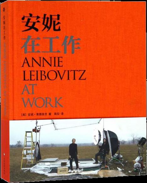 安妮在工作