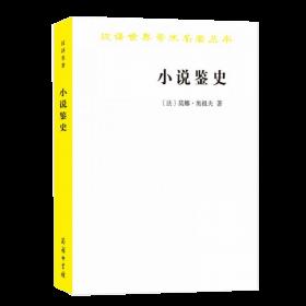 小说鉴史:旧制度与大革命的百年战争/汉译世界学术名著丛书