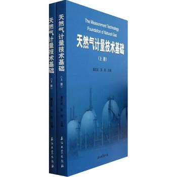 天然气计量技术基础(上、下册)