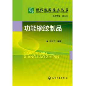 现代橡胶技术丛书:功能橡胶制品
