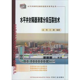 水平井体积压裂改造技术系列丛书:水平井封隔器滑套分段压裂技术