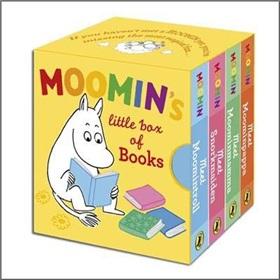 Moomins Little Box of Books