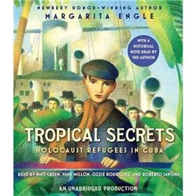 Tropical Secrets: Holocaust Refugees in Cuba(Audio CD)