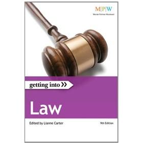 Getting Into Law (Trotman Publishing)