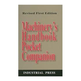 Machinerys Handbook Pocket Companion