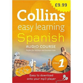 Collins Easy Learning Spanish (Collins Easy Learning Audio Course) [Audio CD]