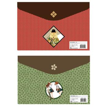 天闻角川 动漫周边产品 纸质文件袋套装05·王贺