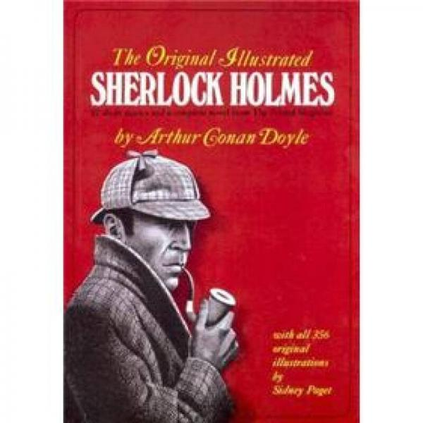 The Original Illustrated Sherlock Holmes 福尔摩斯