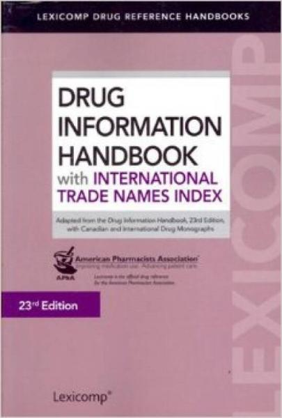 Drug Information Handbook with International Tra