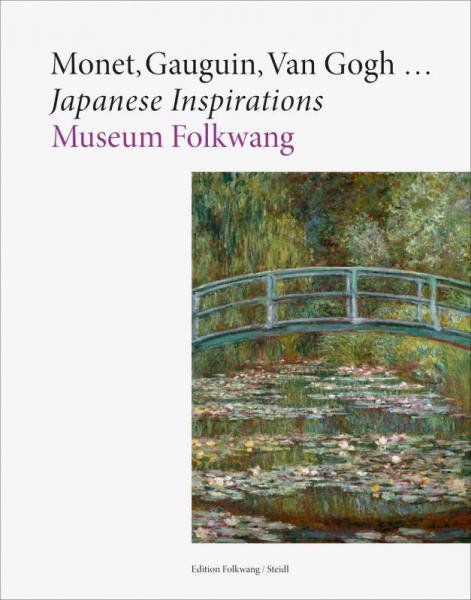 Monet Gauguin Van Gogh  Japanese Inspi