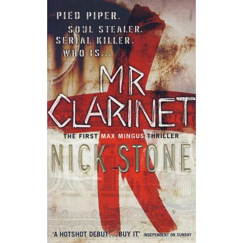 Mr Clarinet·NICK STONE 克莱里奈特先生