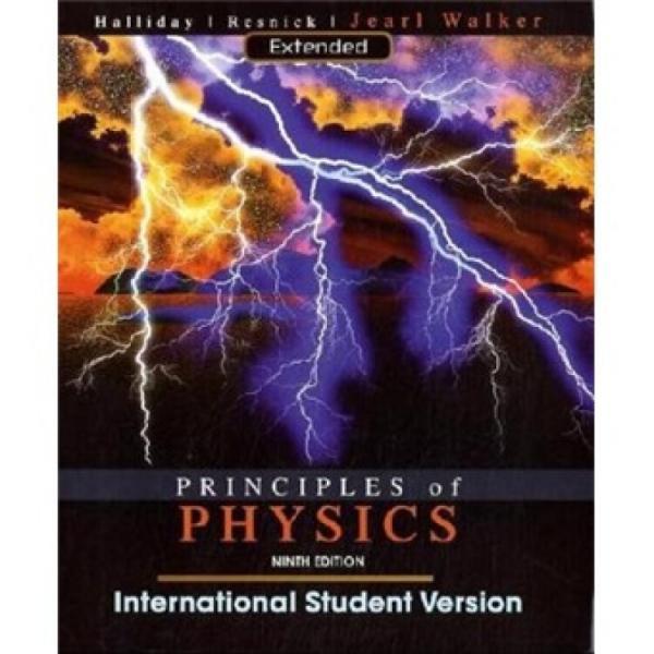 PrinciplesofPhysics物理学原理,国际学生版,第9版