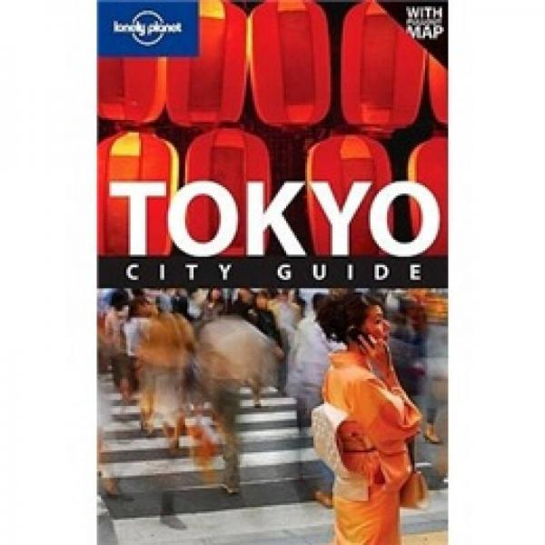 Lonely Planet: Tokyo孤独星球:东京