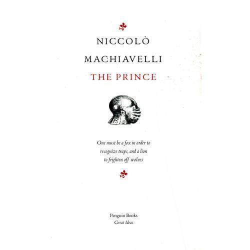 The Prince-王子论 (企鹅经典系列)
