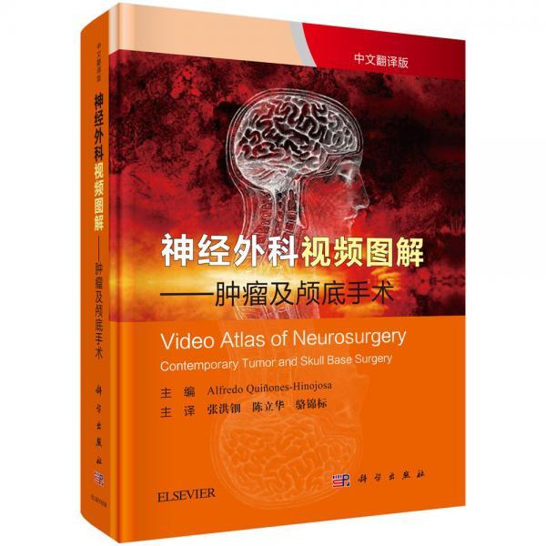 神经外科视频图解——肿瘤及颅底手术