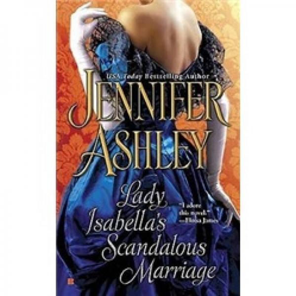 Lady Isabellas Scandalous Marriage (Berkley Sensation)