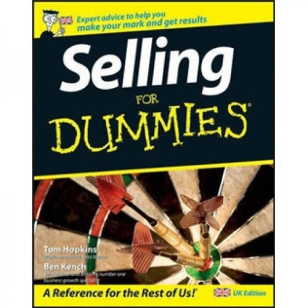 Selling For Dummies[销售傻瓜书]