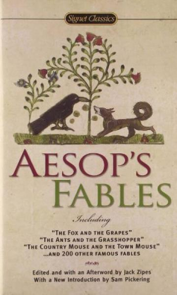 Aesops Fables[伊索寓言]
