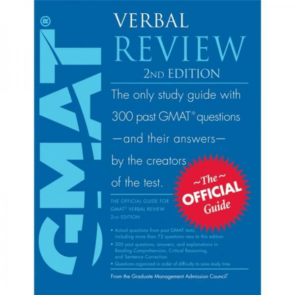 GMAT Verbal Review  GMAT 语言部分复习指南