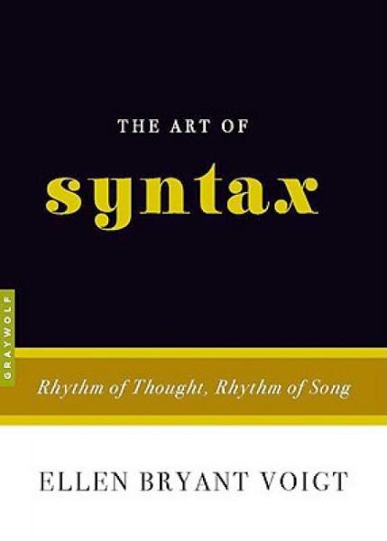 TheArtofSyntax:RhythmofThought,RhythmofSong