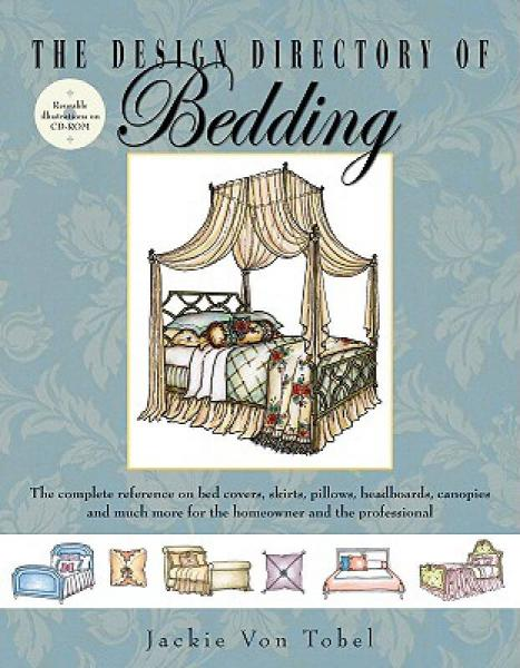 The Design Directory of Bedding [With CDROM]