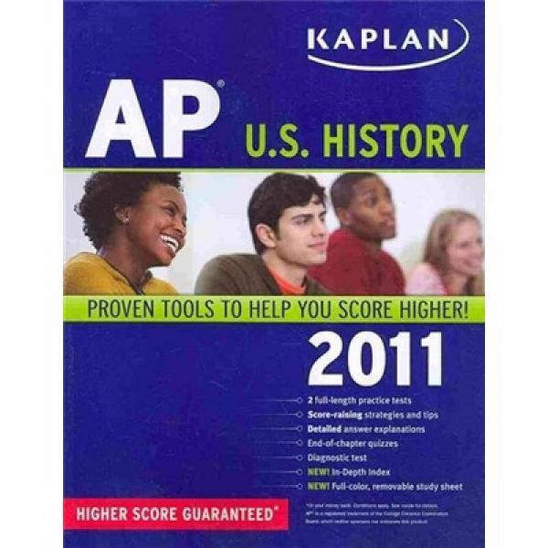 Kaplan AP U.S. History 2011
