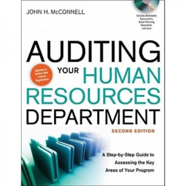 Auditing Your Human Resources Department