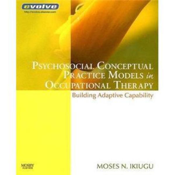 PsychosocialConceptualPracticeModelsinOccupationalTherapy